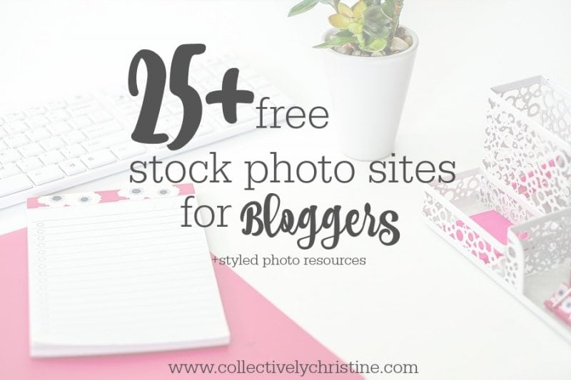 stock photos for bloggers featured