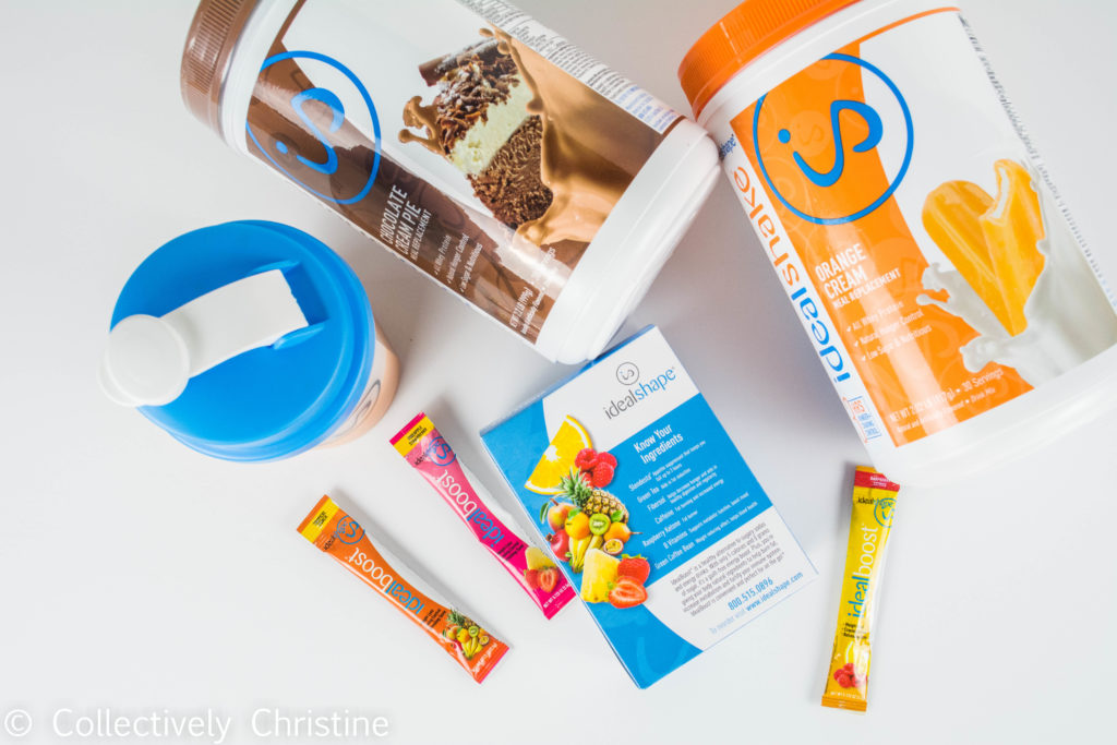 Meal Replacement Shake Ideal Fit
