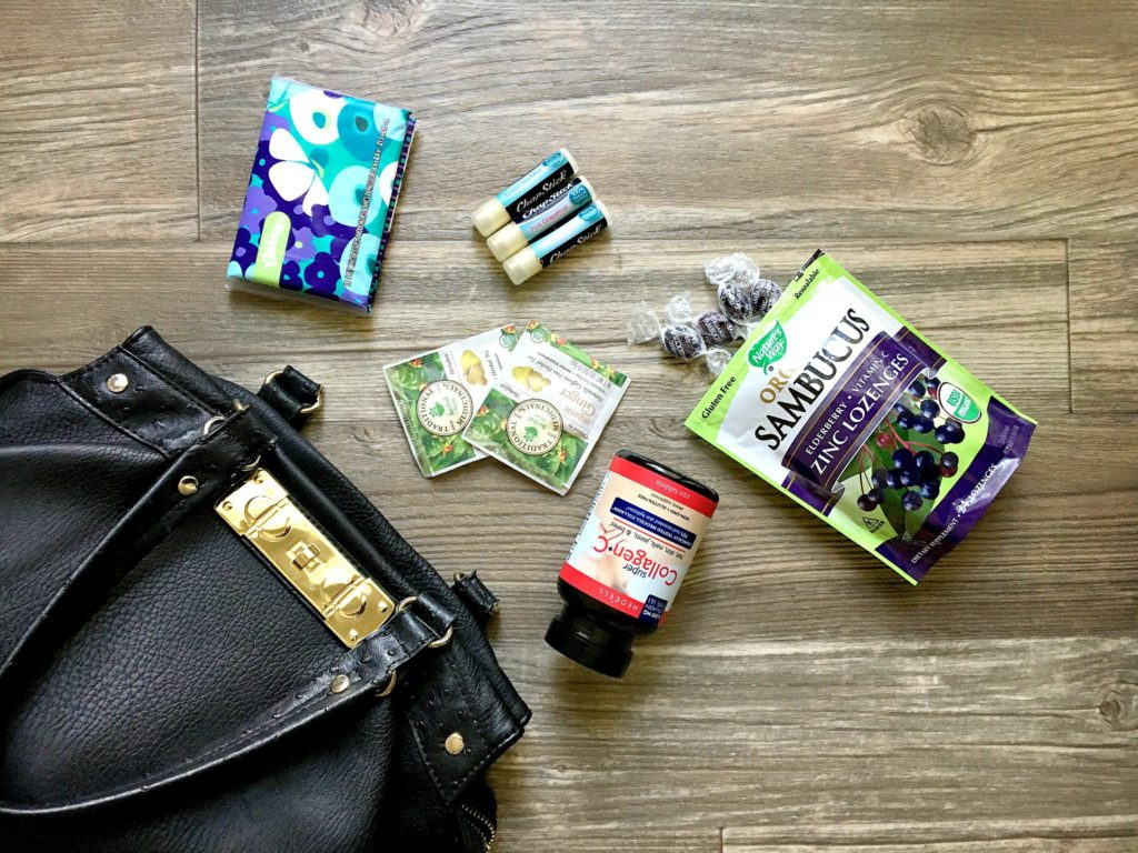 fall purse essentials