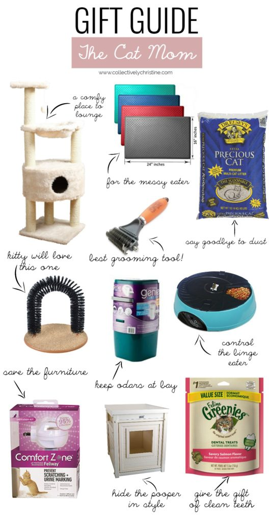 Gift Guide The Cat Mom