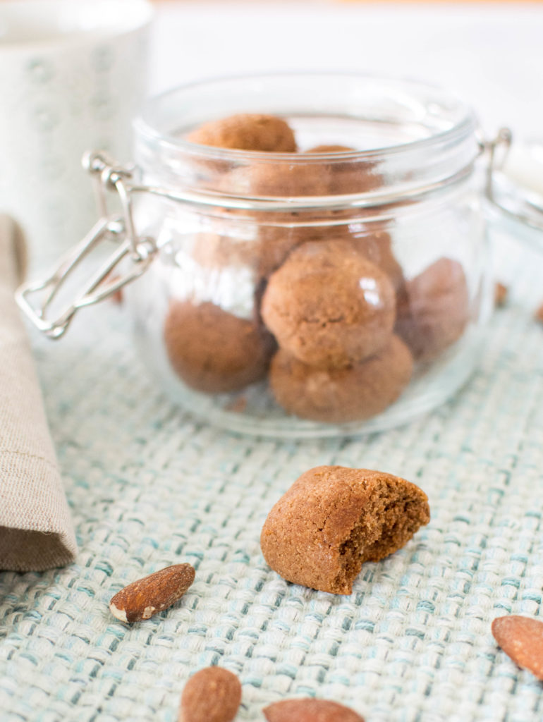 Almond Protein Cookies