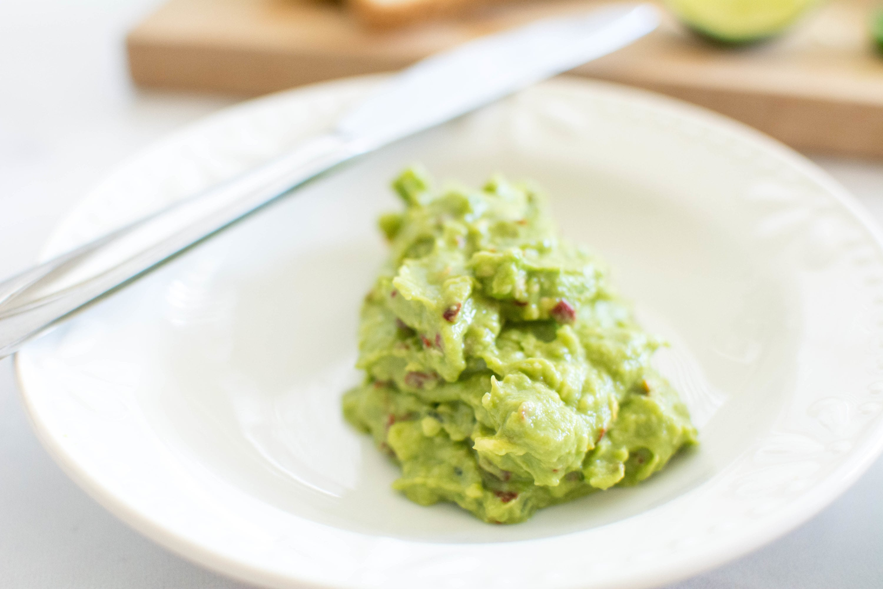 spicy avocado spread