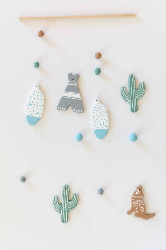 Southwestern Inspired Wall Hanging