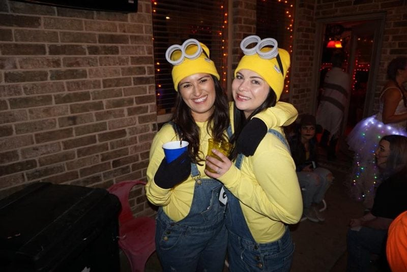 minions group costume