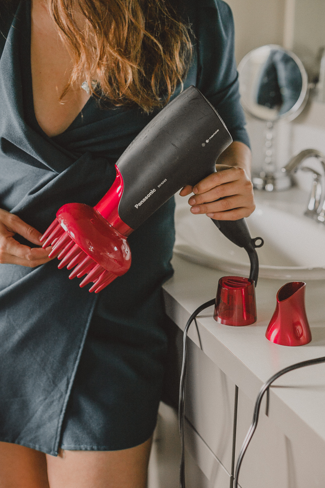 Panasonic nanoe hair dryer makes the perfect Christmas gift!